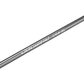 Jagwire CGX SL Outer Brake Cable Cover Incl. End Caps 10m ice-grey